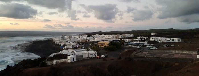 El Golfo is one of Qué visitar en Lanzarote.