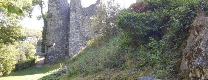 Ruines de Montaigle is one of Partners and discounts.