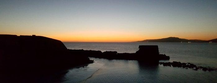 Isla de Tarifa is one of Adrián's Liked Places.