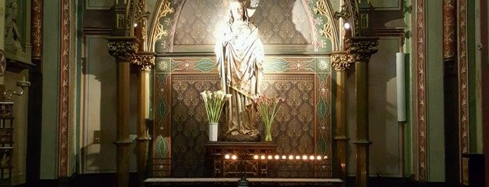 "Rooms-Katholieke Kerk ""De Krijtberg"" is one of Nachttour."
