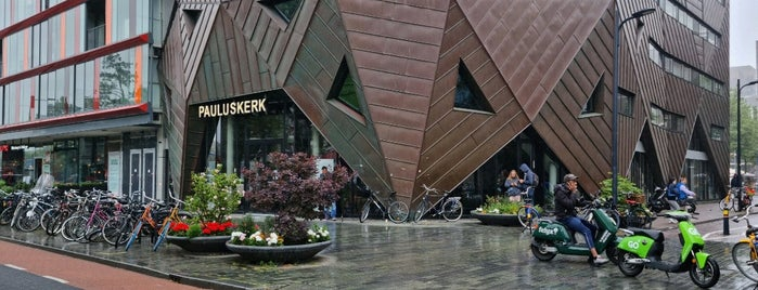 Pauluskerk is one of rotterdam.