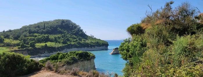 Apotripiti Beach is one of Corfu, Greece.