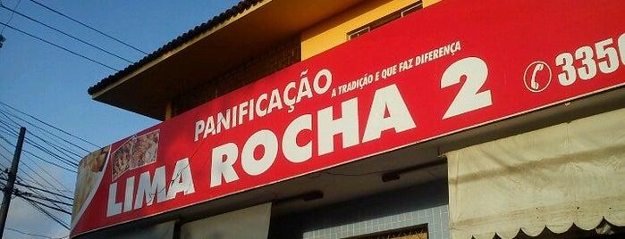 Panificação Lima Rocha II is one of Locais curtidos por Rômulo.