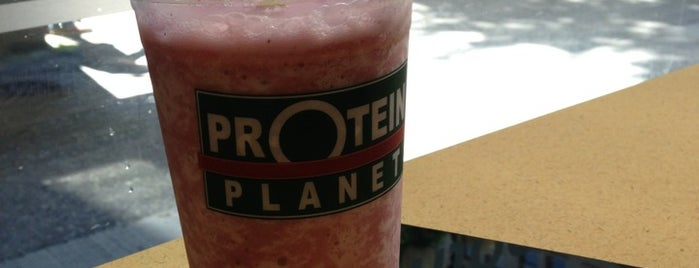 Protein Planet is one of 2012 MLA Seattle.