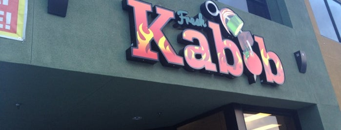 Kabob is one of Vegas Cheap (and Delicious) Eats 2012.
