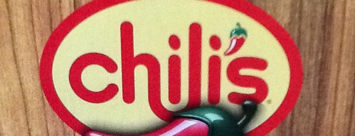 Chili's Paseo Chapultepec is one of Neto : понравившиеся места.