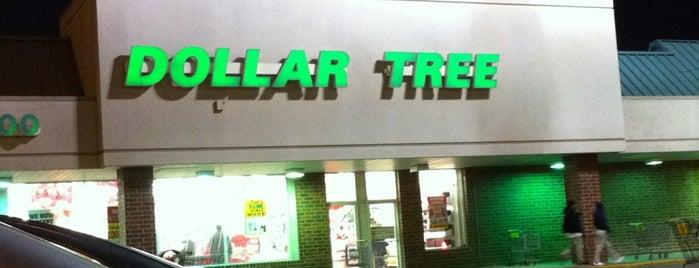 Dollar Tree is one of Orte, die Lisa gefallen.