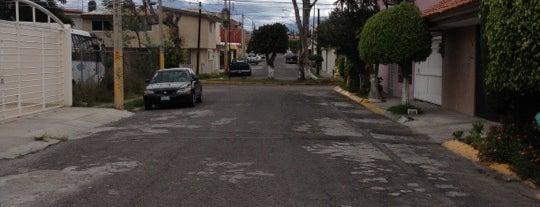 Fraccionamiento Valle del Sol is one of May 님이 좋아한 장소.