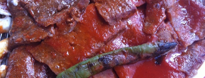 Elmacıoğlu İskender is one of food tr.
