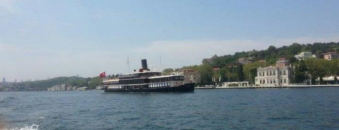 Setur Kalamış & Fenerbahçe Marina is one of Mekanlar.