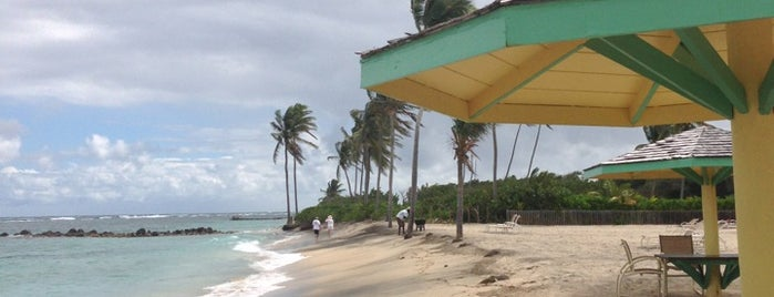 Nisbet Plantation Beach Club is one of Condé Nast Traveler Platinum Circle 2013.