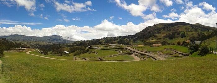Ruinas de Ingapirca is one of Ecuador.