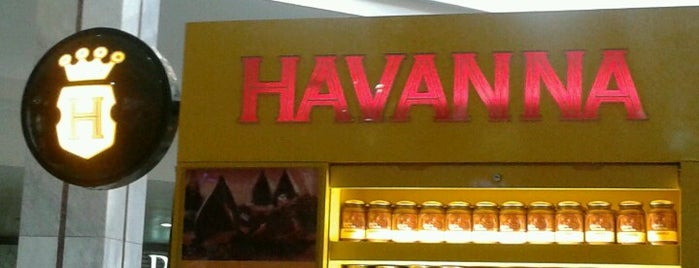 Havanna is one of Locais curtidos por Sandra.