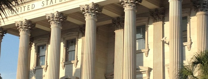 United States Custom House is one of South Carolina.