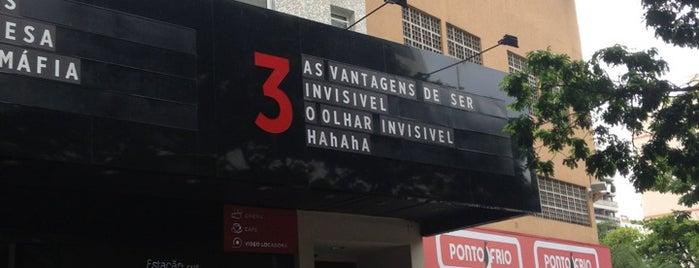 Estação NET Botafogo is one of Cine Paradiso.