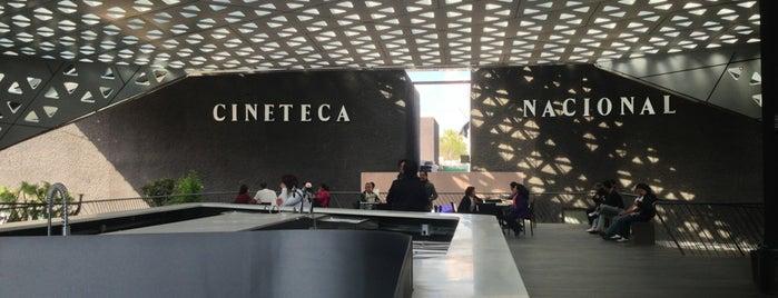 Cineteca Nacional is one of Museos.