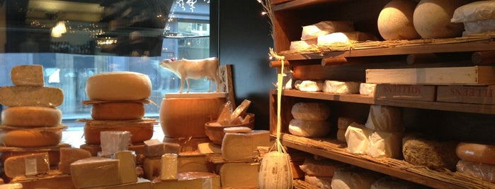 La Fromagerie is one of S Marks The Spots in LONDON.