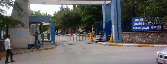 Dokuz Eylül Üniversitesi is one of Locais curtidos por ⛵️surfer.