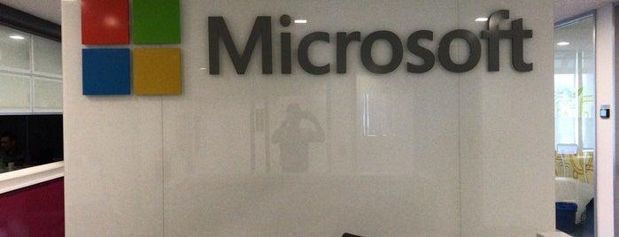 Microsoft (Malaysia) Sdn Bhd is one of Peter'in Beğendiği Mekanlar.