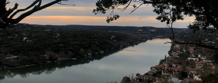 Mount Bonnell is one of Austin.