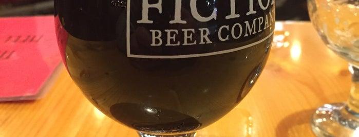 Fiction Beer Company is one of Lugares guardados de Kyle.