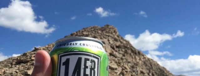 Mt. Bierstadt Summit is one of Denver.