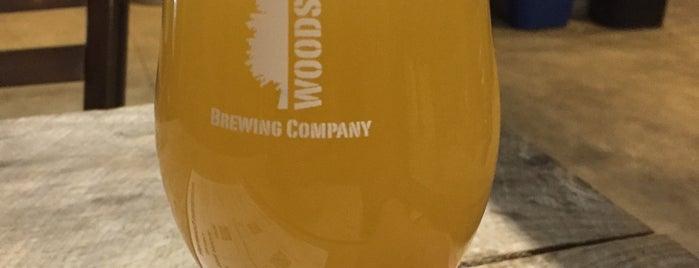 Woods Boss Brewing is one of Denver Passport Program.