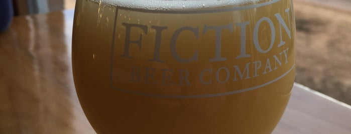 Fiction Beer Company is one of Lieux qui ont plu à Ryan.