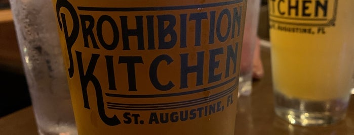 Prohibition Kitchen is one of USA Orlando.