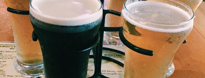 McGillin's Olde Ale House is one of The Foursquare Insider's Perfect Day in Philly.