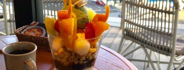 RAMO FRUTAS CAFE is one of 猫太郎 : понравившиеся места.