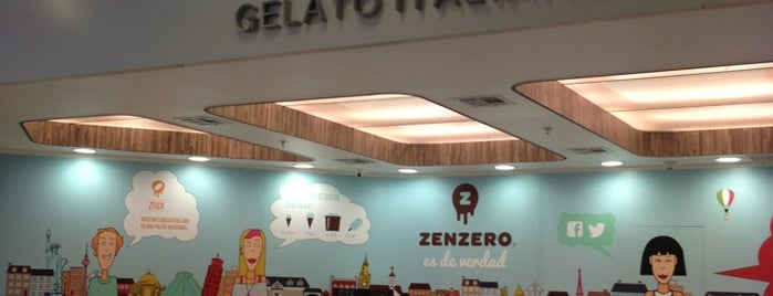 Zenzero is one of Lugares que ofrecen leche sin lactosa.