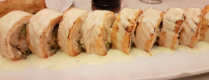 Alaska Sushi is one of Cristian : понравившиеся места.