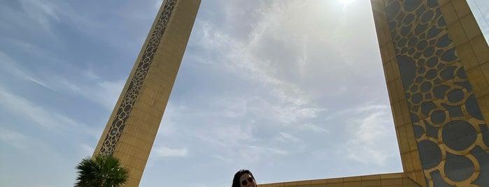 Dubai Frame is one of Posti che sono piaciuti a Dade.