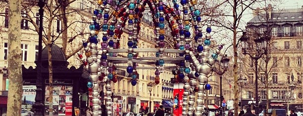 Place Colette is one of Paris.
