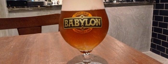Babylon Kaffe Bar is one of Filipe'nin Beğendiği Mekanlar.