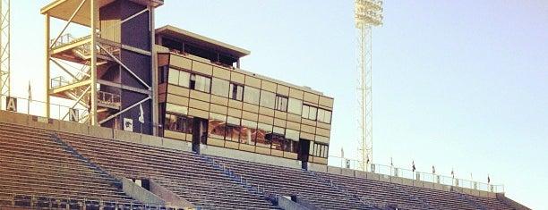 Ratliff Stadium is one of 10 High School Football Stadiums to See.