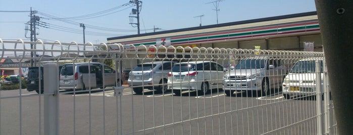 セブンイレブン 柏吉野沢店 is one of スラーピー(SLURPEEがあるセブンイレブン.