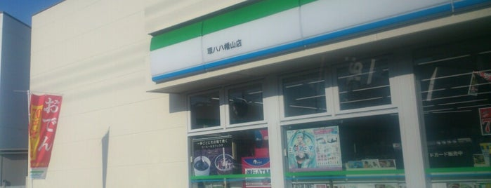 FamilyMart is one of Orte, die ジャック gefallen.