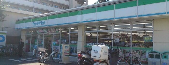 FamilyMart is one of Lieux qui ont plu à Masahiro.