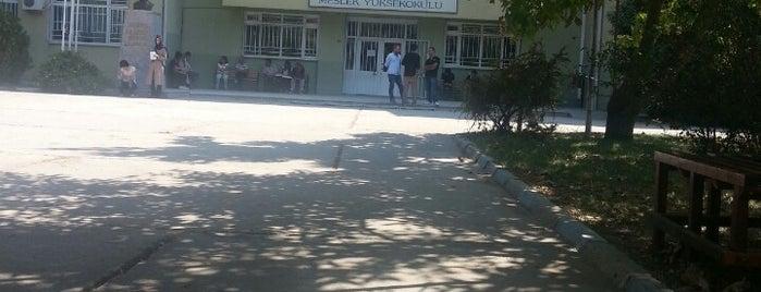 Mustafakemalpaşa Meslek Yüksekokulu is one of Aydin'in Beğendiği Mekanlar.