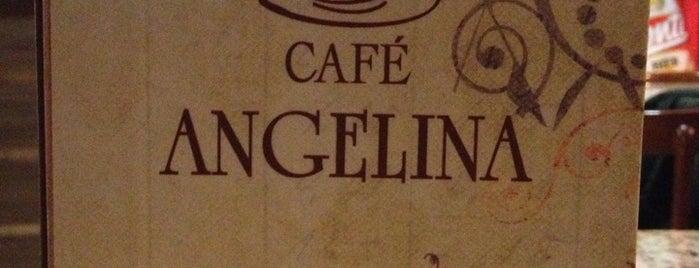 Café Angelina is one of Lugares favoritos de Bruno.