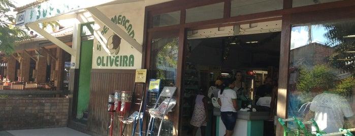 Mix Oliveira Supermercado is one of Por aí.