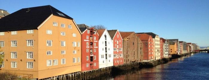 Trondheim is one of Fennoskandiatour.