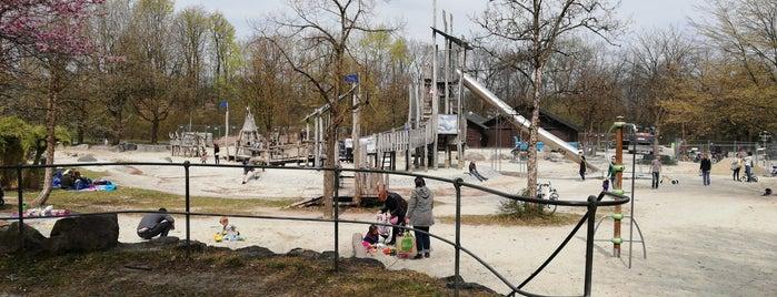 Wasser-Spielplatz Westpark is one of München.
