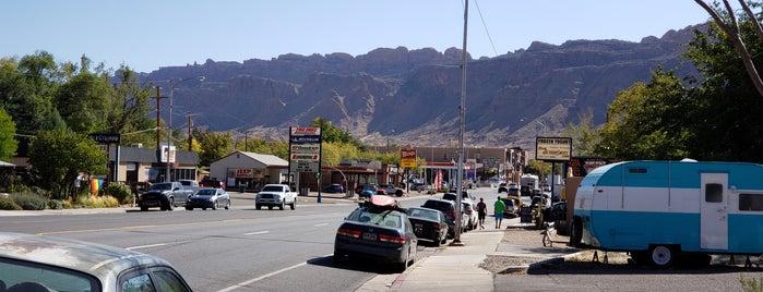 City of Moab is one of Locais curtidos por Peter.