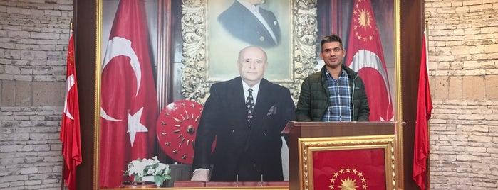 Süleyman Demirel Demokrasi ve Kalkınma Müzesi is one of Lieux qui ont plu à Sedat💛💙.
