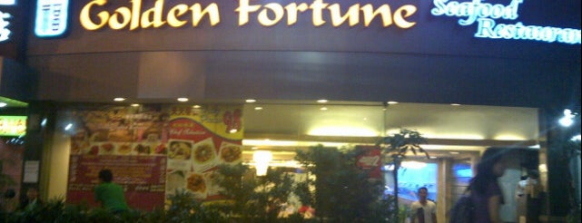 Golden Fortune Seafood Restaurant is one of Binondo Places to Try.