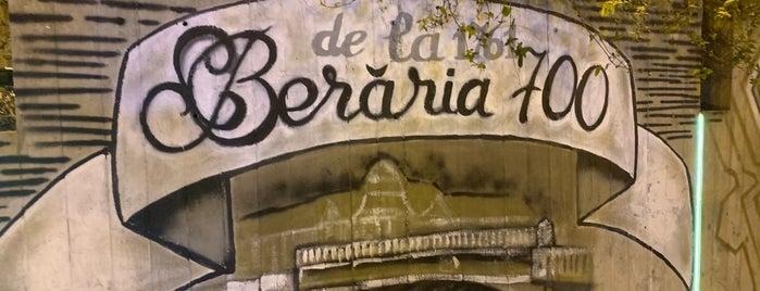Berăria 700 is one of 🇹🇩Timişoara.