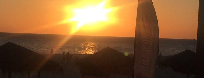 Chiringuito Mojama Beach is one of Chiclana in summer.